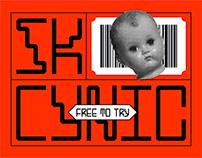 SK Cynic — Free Font