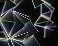 3D Projection Mapping - Pyramids