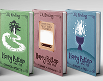 Harry Potter Solar Activated Covers