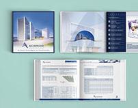 Grupo Acieroid: Diseño de Catálogos y Manuales de Uso