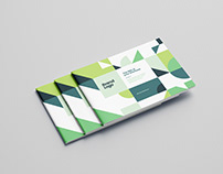 Modern Green Architecture Brochure