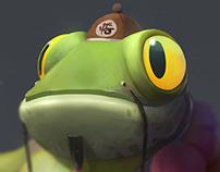 Drunken Toad