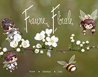 Faune Florale