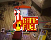 GAME FUEL • Branding