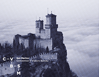 SAN MARINO CONVENTION BUREAU - Corporate identity