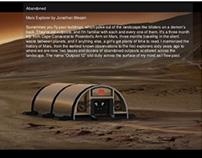 Mars Explorer on @Neonmob for @Blogs4Bytes via #hshdsh