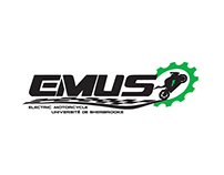 EMUS (Electric motorcycle UdeS) - Site Web