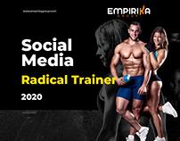 SOCIAL MEDIA - Radical Trainer