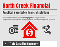 North Creek Financial Infographic