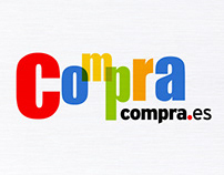 Compra Compra · Branding