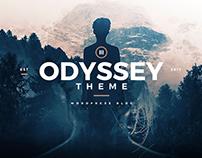 Odyssey - WordPress Blog Theme