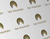 Tea Shop Identity