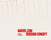 MARVEL — website 2020