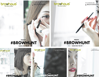 Browhaus x SHENTONISTA: #Browhunt