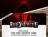 Rue Morgue Magazine Promotional Kit