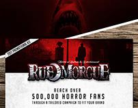 Rue Morgue Magazine Promotional Kit