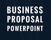 Business Plan Proposal PowerPoint Template