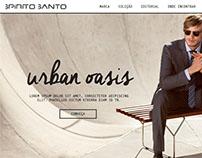Spirito Santo - New Website Design