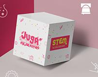 STEM - Jugá para un mejor futuro.
