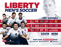 2017 Liberty Men's Soccer Campaign