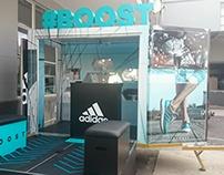 Adidas Retail Trailer