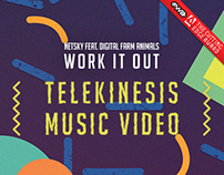 Netsky - Work it Out | Interactive Video
