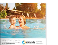 Enerworks: Magazine Advertisement