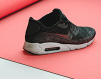 Nike Airmax 3D-Scan