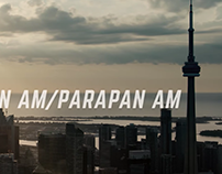 Toronto 2015 Pan Am/ Parapan Am Games Marketing