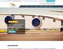 UI for Freight & Hospitality Company