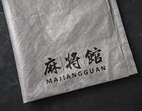 Mahjong Branding Design