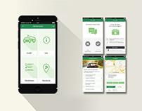 Dekra Mobile App | UX/UI