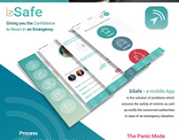 bSafe - Giving the confidence to react in an emergency