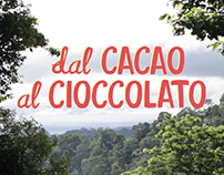 Fair Trade Cacao Animations for Veneto Equo.