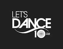 LET'S DANCE 10 ÅR MAIN IDENT