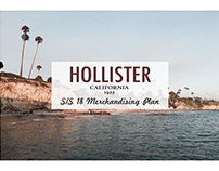 Hollister SS/18 Six-Month Buying Plan