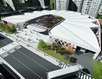 Bus Terminal / Terminal Urbano