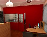Comtel office design