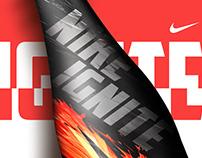 Nike Ignite Product Design