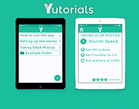 Yutorials - DIY tutorials productivity app