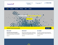 Futurefirst Corporate Website - UX and Responsive UI