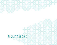 azmo logo development