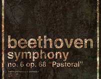 Beethoven Poster