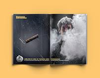 Cocaine Spreads: Galileu Mag