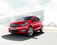 Opel Karl - CGI