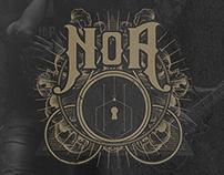 Noa | Album cover and merch