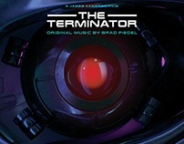 The Terminator Soundtrack LP