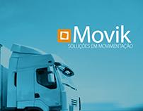 Identidade Visual - Movik