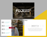 FUJI / Presentation