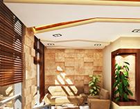 SEC Office interior design